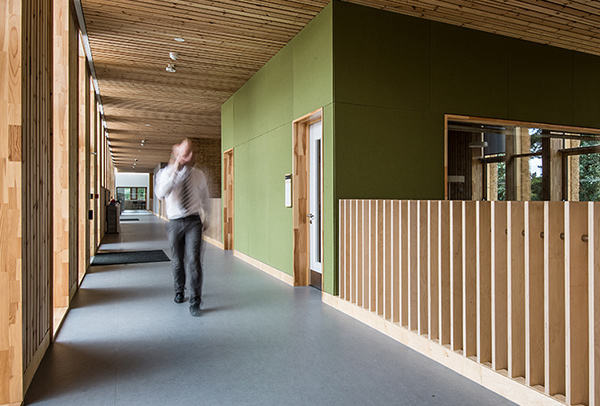 Eco Commercial Building Uk